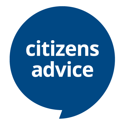 Citizens Advice – accomodation logo