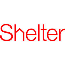 Shelter – young people running away from home logo