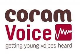 Coram Voice- Home logo