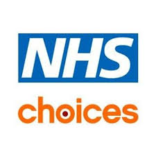 NHS Choices – Find a sexual health clinic logo