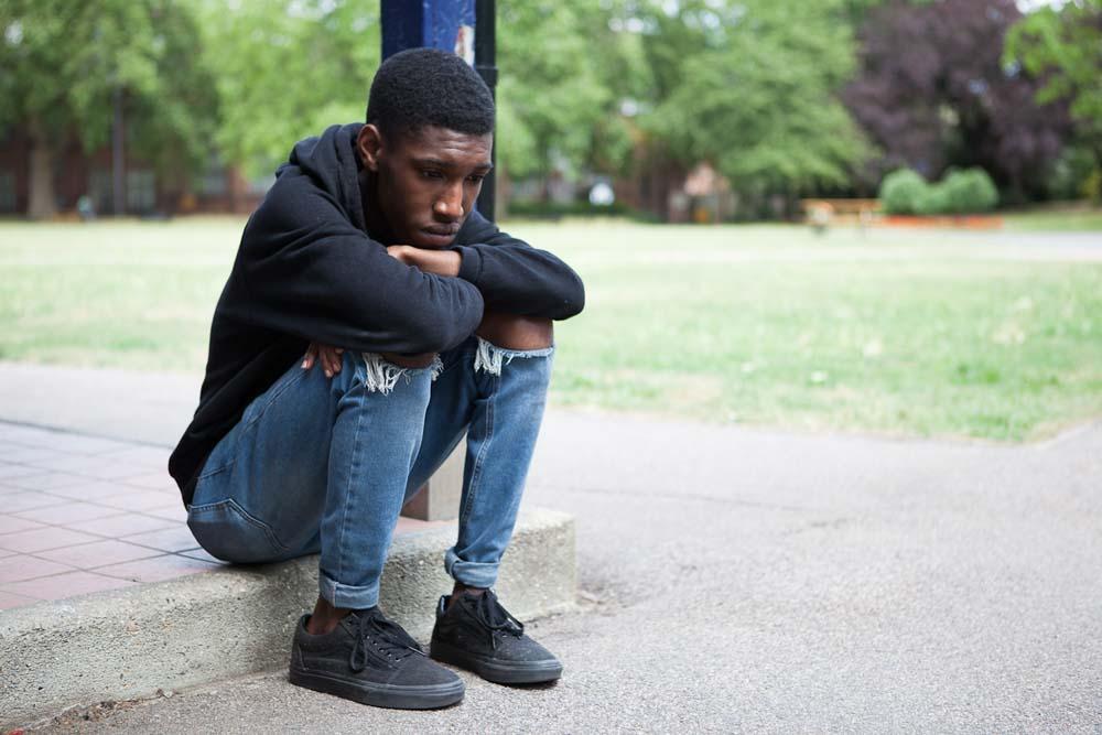 Feeling low or depressed