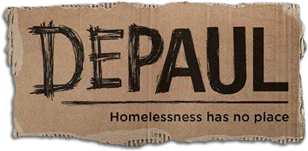 Depaul Nightstop – need help or support? logo