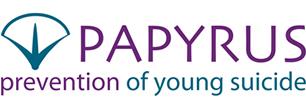 Papyrus -Home logo