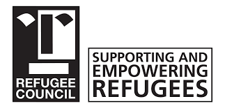Refugee Council- under 18 logo