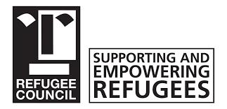 Refugee Council- under 18 logo