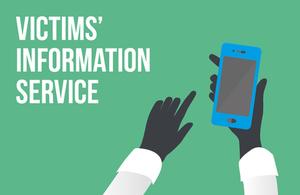 Victim's Information Service logo