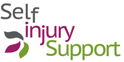 Self injury support- Home logo
