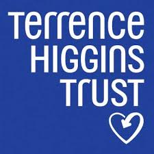 Terrence Higgins Trust- sexual health YP logo