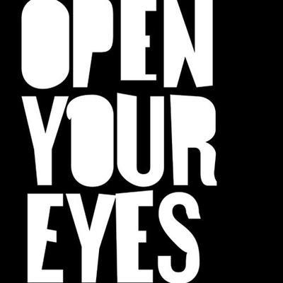 Open your Eyes logo