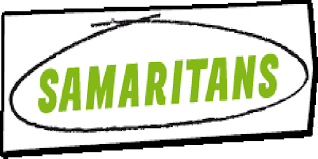 Samaritans – under 18 support logo