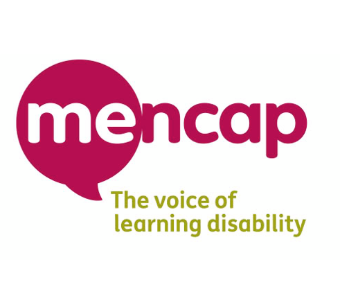 Mencap's service finder logo