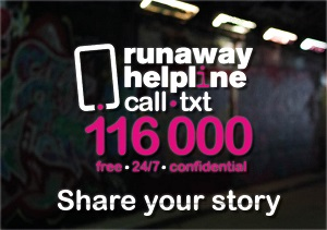 Runaway Helpline is all about you. Your stories. Your opinions. We want to hear them.