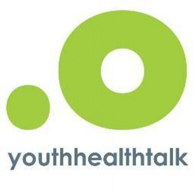 Youth health talk- eating disorders logo