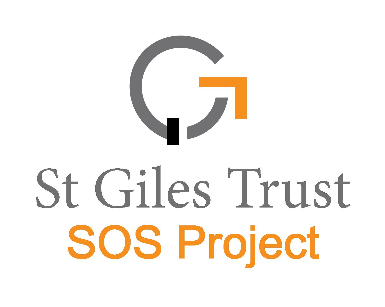 SOS: London's largest gangs intervention project logo